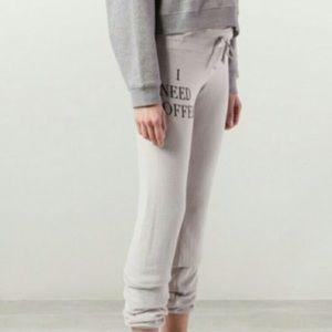 WILDFOX Medium Gray Sweatpants